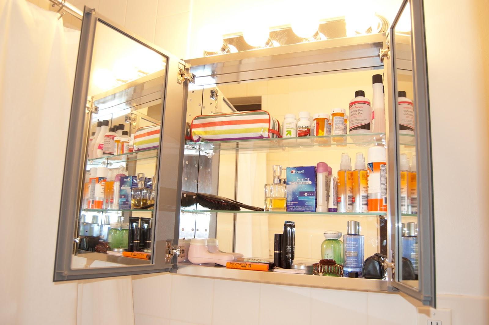 College Prep: Organize, Please Bathrooms - Storage For Apartment Bathrooms