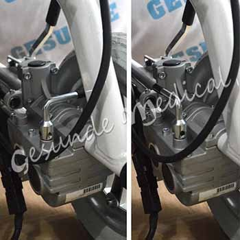 dimana beli kursi roda elektrik pakai baterai