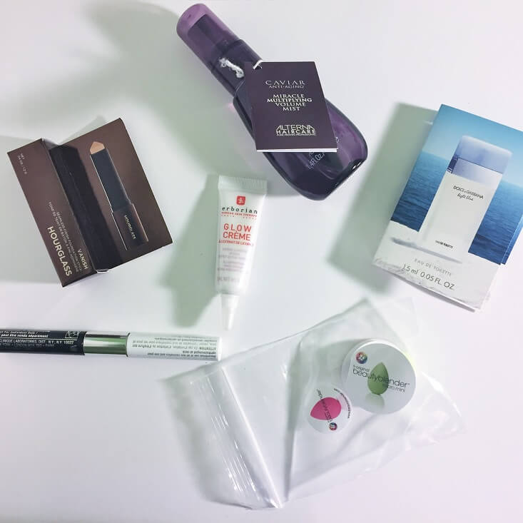 Play! by Sephora August 2017 products