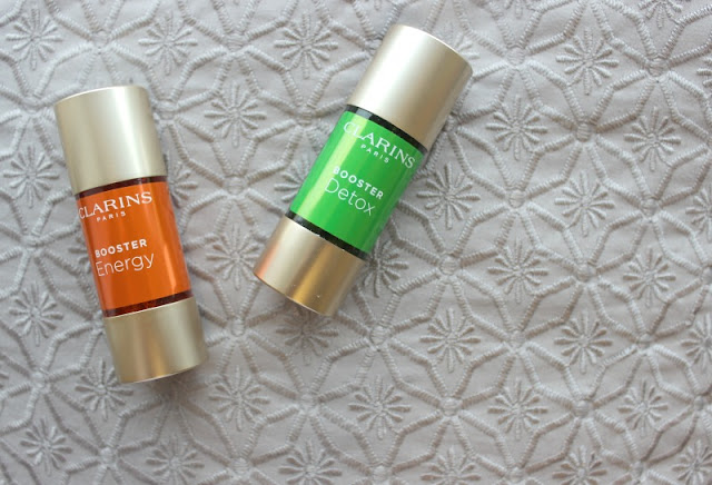 Clarins Skin Boosters Review