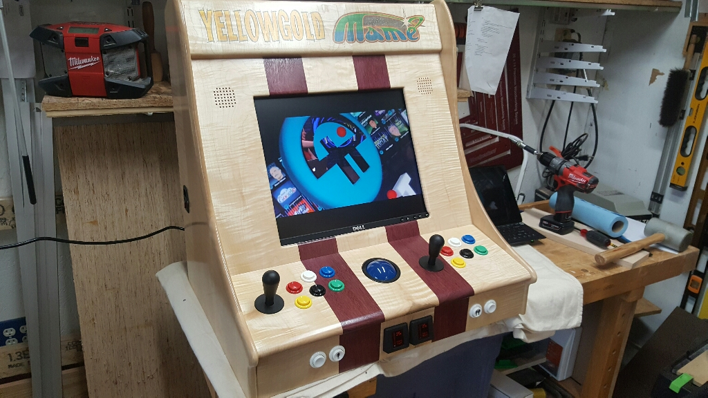The Bartop Arcade on The New Screen Savers   The Penultimate
