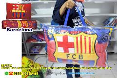Balmut Fata Barcelona 150×220 Biru Merah Kuning Sepak Bola Anak Remaja Katun Poly