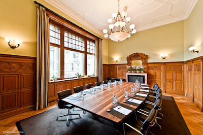 room for meetings of the board of directors