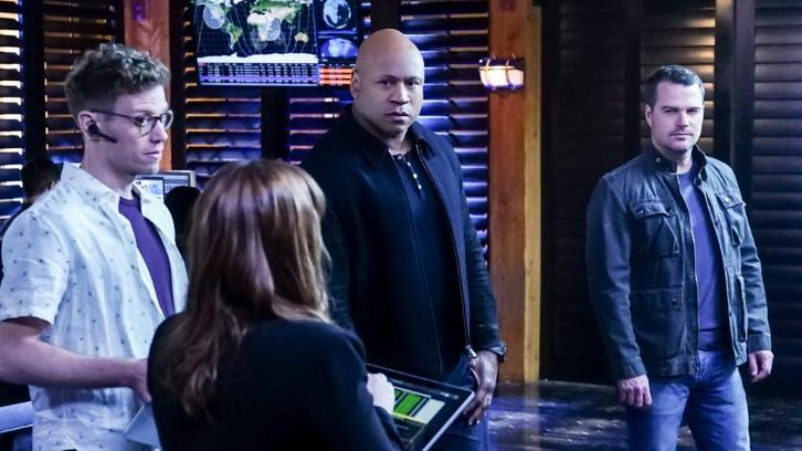 NCIS: Los Angeles - Episode 9.15 - Liabilities - Promo, Sneak Peeks, Promotional Photos + Press Release