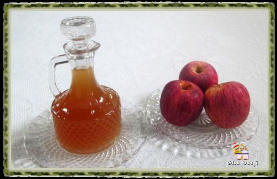Vinagre de maçãs 1