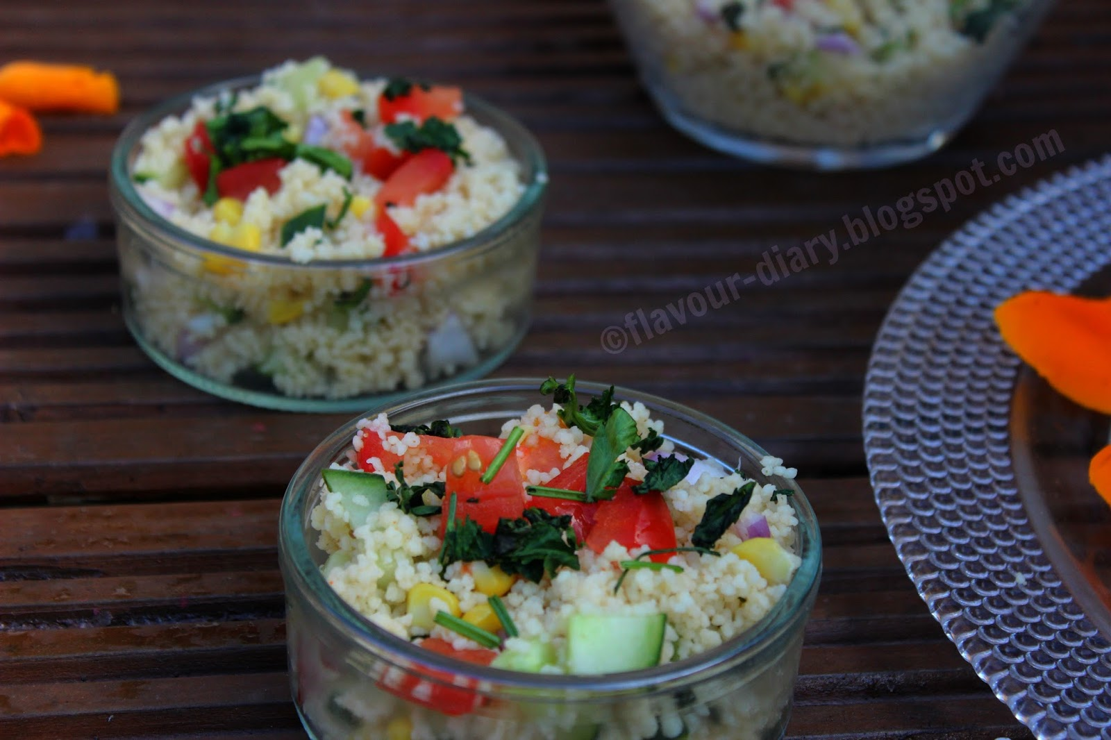 easy couscous salad healthy recipes