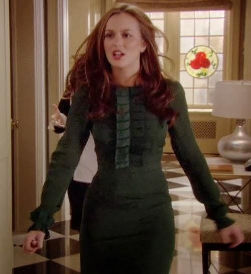 Daily Ramblings : A Blair Waldorf Thanksgiving