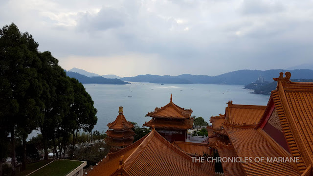 wenwu temple sun moon lake