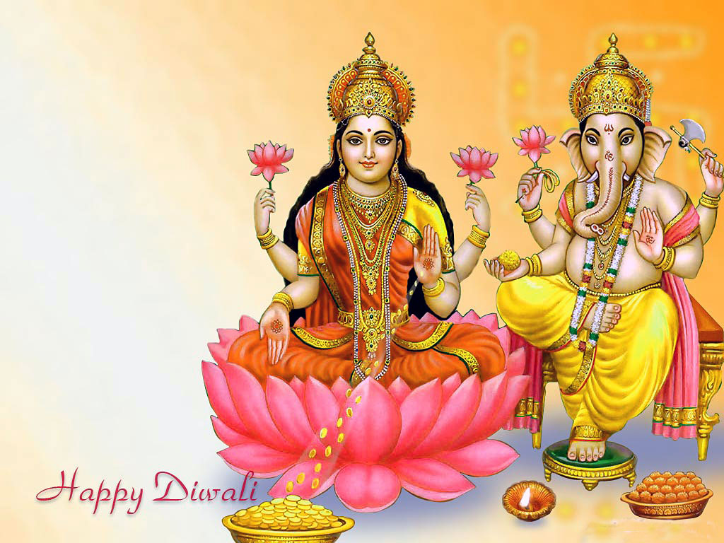 Shri Laxmi Ganesh Ji Wallpapers for Good morning messages