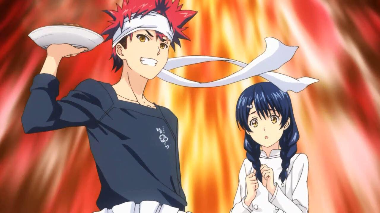 FOOD WARS - SHOKUGEKI NO SOUMA -