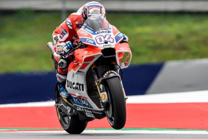 MotoGP Austria 2017 : Gunakan fairing baru saat latihan bebas, Dovizioso merasa punya feeling baik