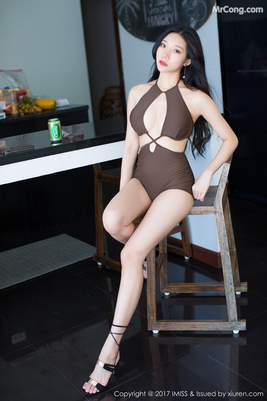 Image IMISS-Vol.202-Xiao-Hu-Li-Sica-MrCong.com-004 in post IMISS Vol.202: Người mẫu Xiao Hu Li (小狐狸Sica) (67 ảnh)
