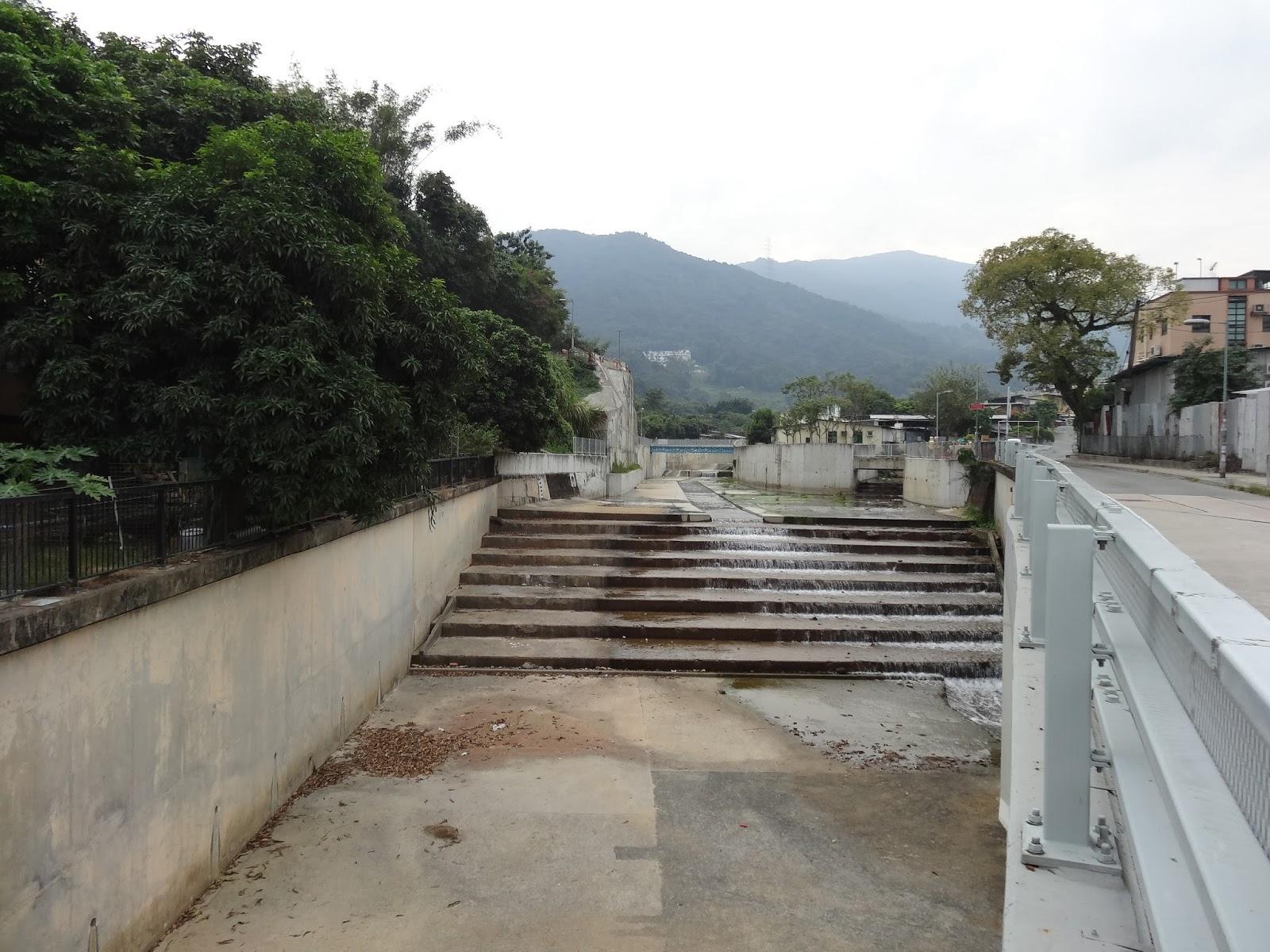 LAM: 2013年11月20日大埔元墩下-燕巖竹林隧道-四方山-大帽山-禾秧山