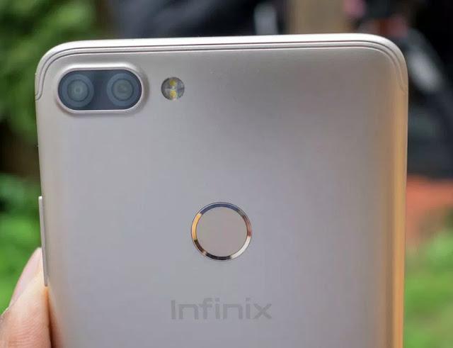 Infinix Hot 6 Pro dengan RAM 3GB dan Prosesor Snapdragon 425