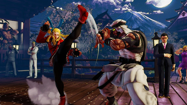Street Fighter 5 PC Download Photo