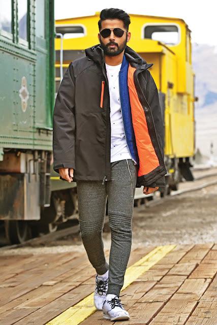Actor Nithin Latest Stills from LIE Telugu Movie