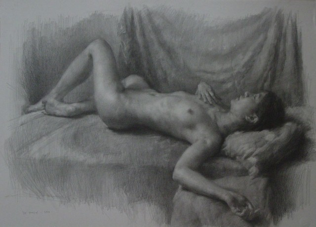 Американский художник-реалист. Dan Thompson 22