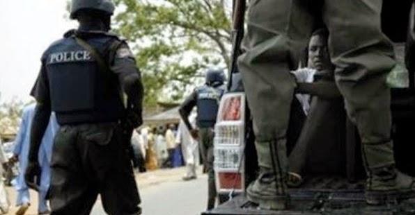 fake police lokoja