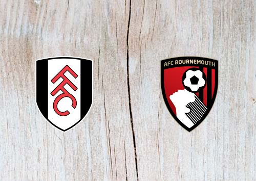 Fulham vs Bournemouth - Highlights 27 October 2018