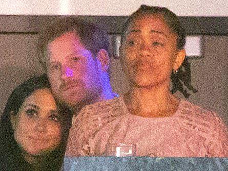 Prince Harry meets girlfriend Meghan Markle