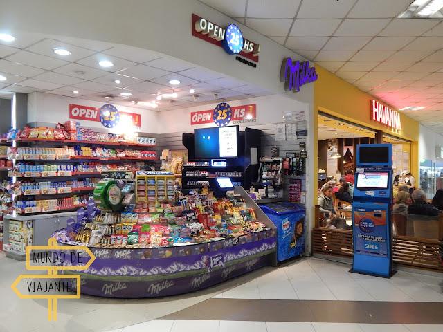 Como comprar o cartão Sube no aeroporto Ezeiza