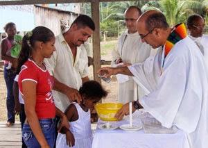 Más 13.000 misioneras españoles en las misiones