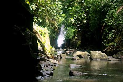 Kanto Lampo waterfall, Bali, Indonesia