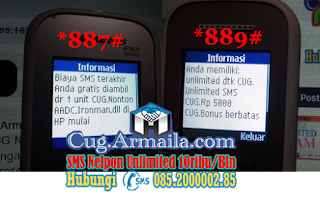 SMS Gratis Telkomsel Unlimited