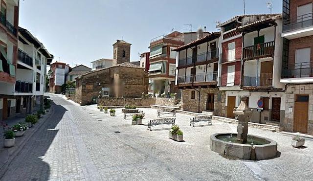 Talaveruela de la Vera (Cáceres).