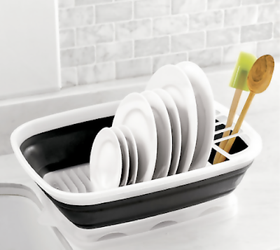 Creative Dish Drainers and Modern Dish Racks (15) 13