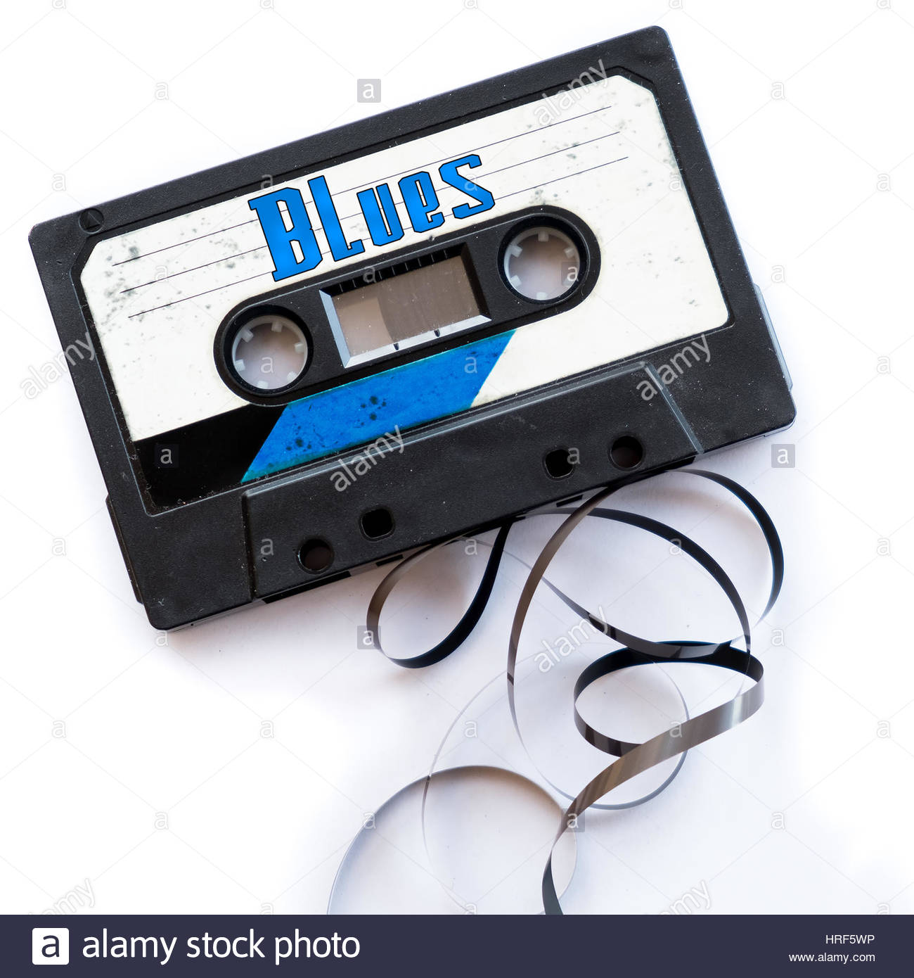 blues audio tape