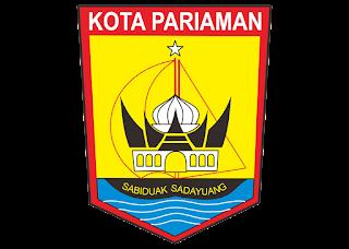 Kota pariaman Logo Vector