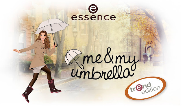 Essence Me & My Umbrella limited edition
