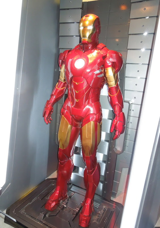 Iron Man Mark IV movie suit