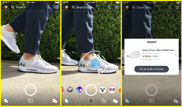 Detecting the wonderful feature of Snap Chat