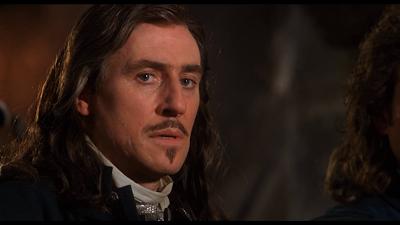 movie The Man in the Iron Mask - Gabriel Byrne as D'Artagnan