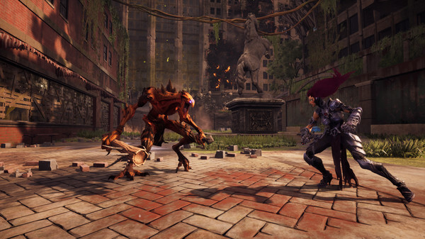 Darksiders 3 Patch #2 Adds New Combat Option, And More