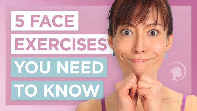 5 Face Yoga Moves That Erase Years