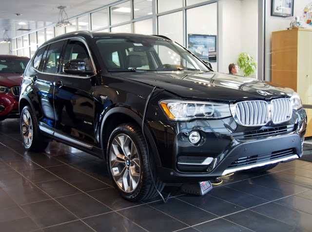 Exciting BMW X3 2016 Photo Current Selection