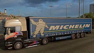 Michelin trailer mod