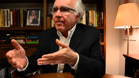 Jurista Joaquim Falcão fala sobre atuação do STF no Programa Ponto a Ponto