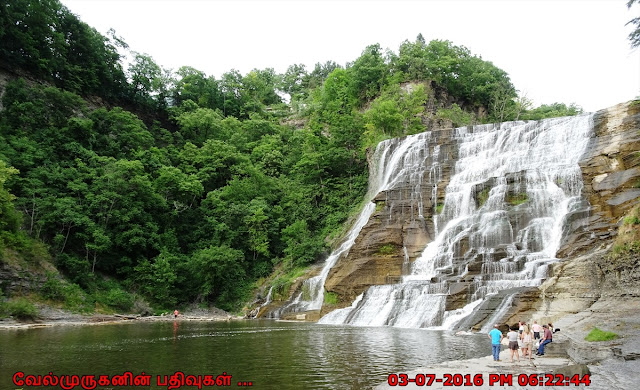 Ithaca Waterfalls NewYork