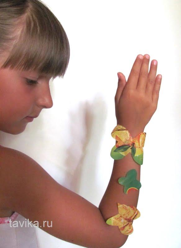 """простой опыт по физике для дошкольников """"Бабочки"""""""