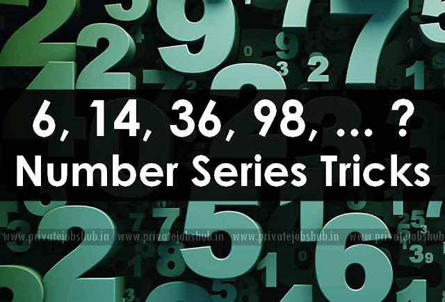 Number Series Concept