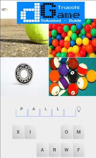 Soluzioni 4 Foto 1 Parola livello 61