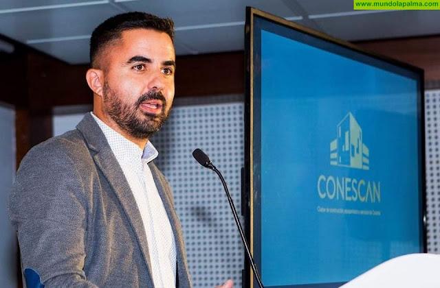 """Onán Cruz: """"Es una tomadura de pelo para todos los palmeros que el PP haya olvidado su incumplimiento del Convenio de Carreteras con Canarias"""""""
