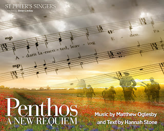 Penthos requiem - Matthew Oglesby, Hannah Stone