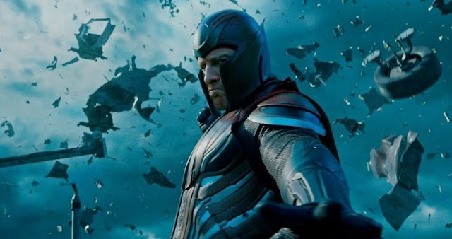 Michael Fassbender ha sido Magneto en X-Men