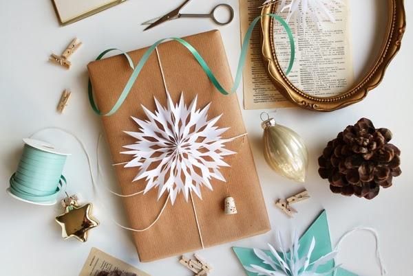 snowflake packaging