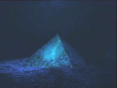pirámides gigantes Bermudas